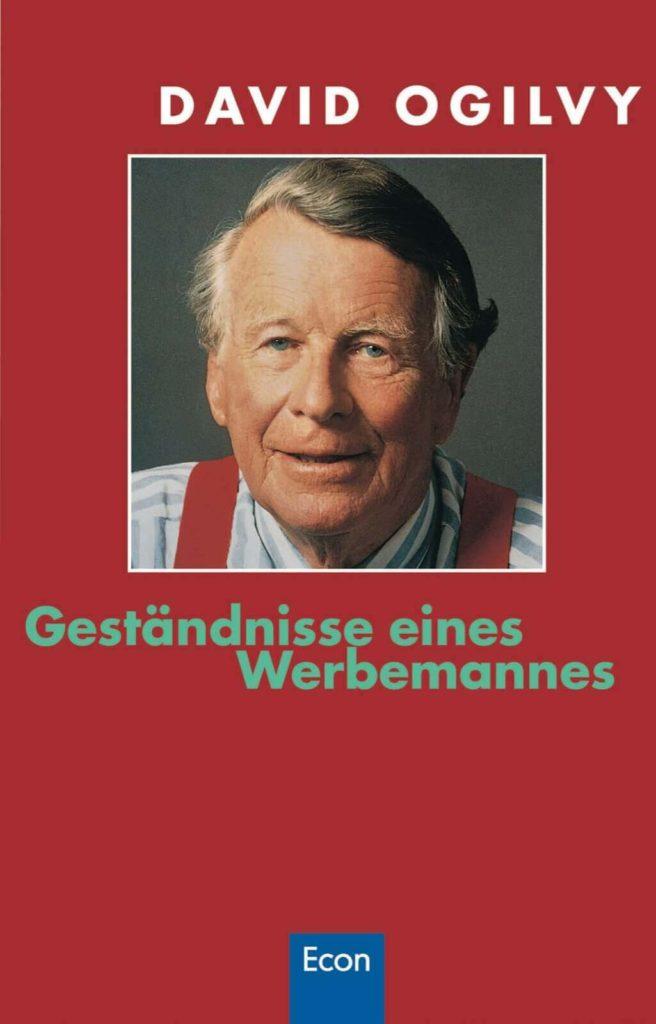 David Ogilvy Gestaendnisse eines Werbemannes Friedrich Howanietz