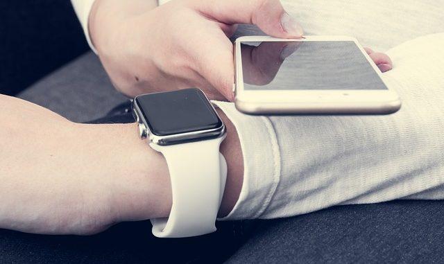 Applewatch und -Iphone Video Friedrich Howanietz