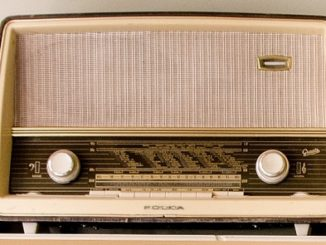 das alte Radio im Online Marketing
