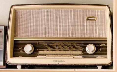 das alte Radio im Online Marketing