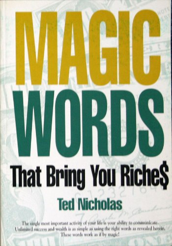 magic Words online marketing offensive Ted Nicholas Friedrich Howanietz