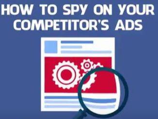 Spy on Facebbook ads online marketing offensivve Friedrich Howanietz