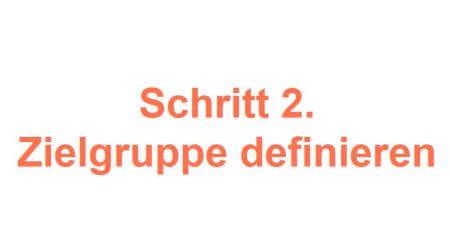 Schritt 2 Zielgruppe definieren Friedrich Howanietz Online Marketing Bilderbuch